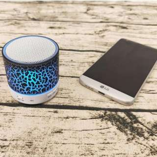 LED Mini USB/Bluetooth Speaker