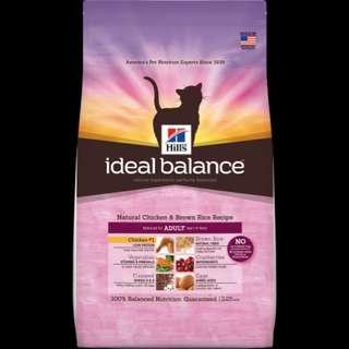 Idea Balance Cats Dry Food