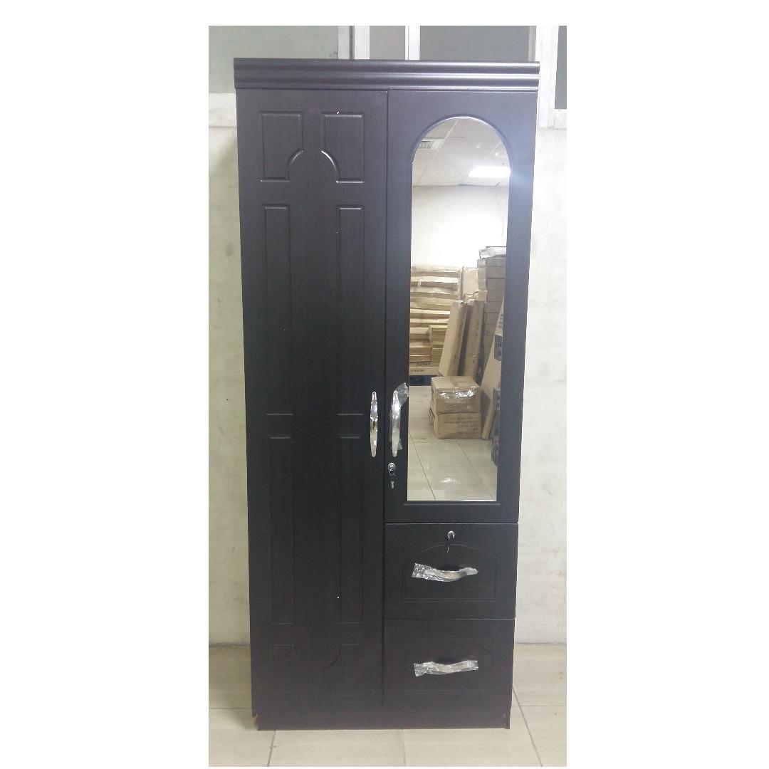 2 door wardrobe tailee wd-223
