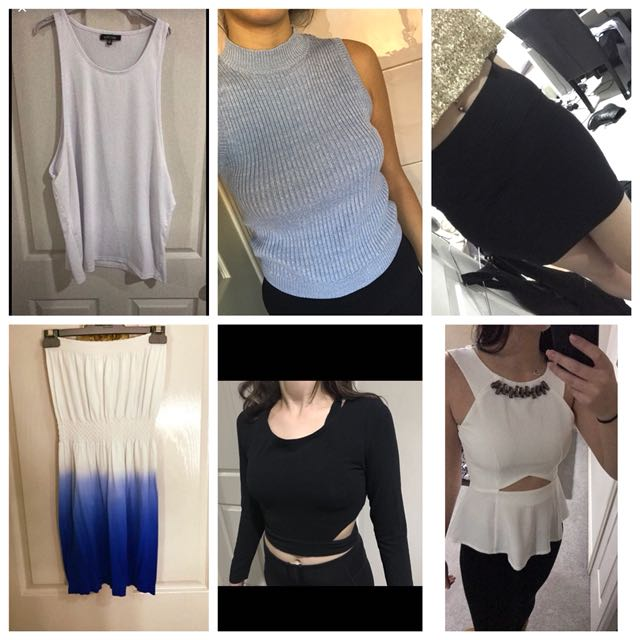 5$ each clothes