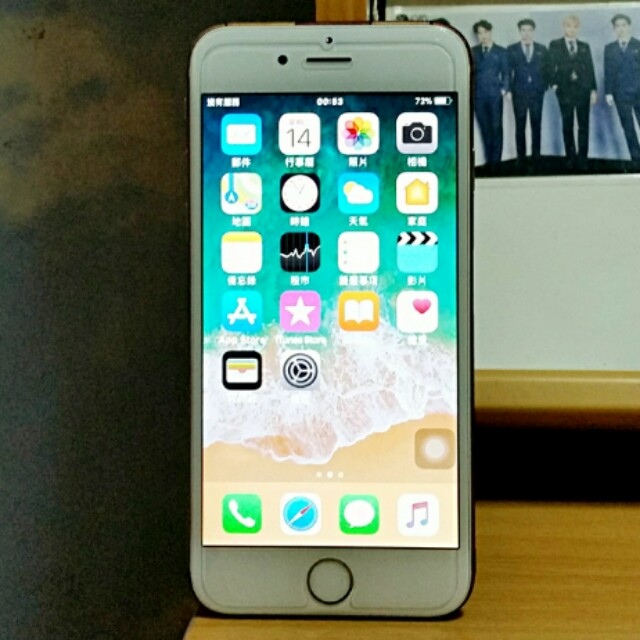 93% New Iphone 6 16G Gold