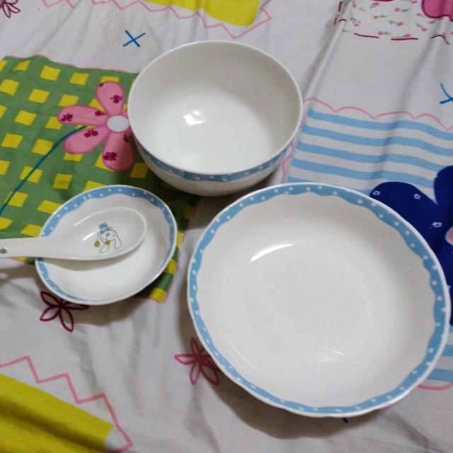 [全新]四件餐具組