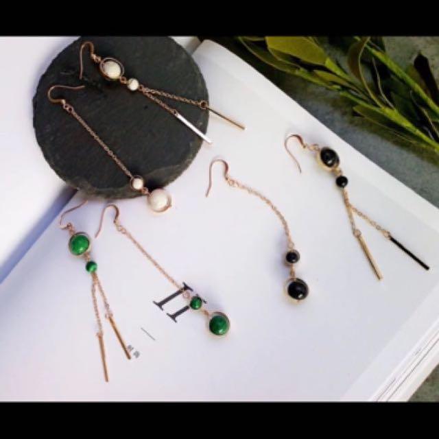 韓·時尚🇰🇷手作 不對稱設計耳環#大掃除五折