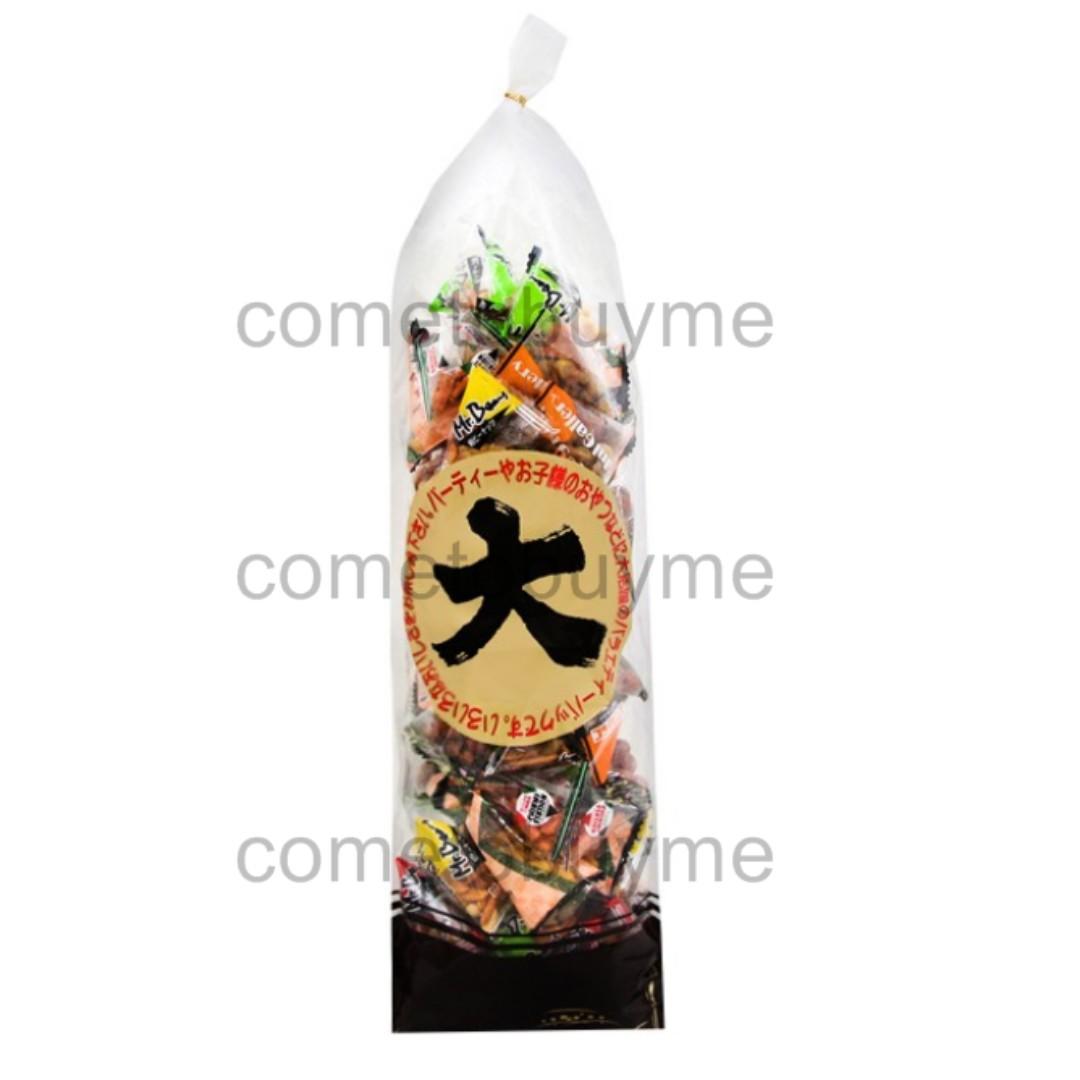 日本安井綜合豆米果 米菓 豆果子 豆菓子
