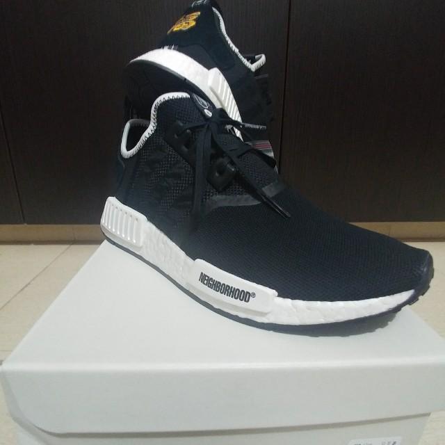sports shoes 3c2a6 9d24c Adidas Originals NMD Neighborhood x Invincible