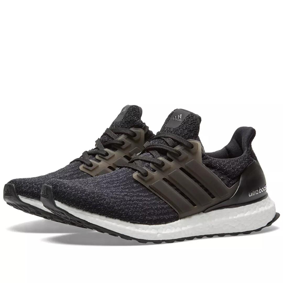 bf4599685105f Adidas Ultra Boost 3.0 - Black