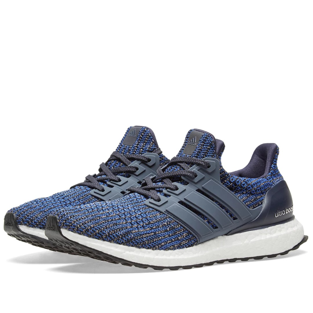 Adidas Ultra Boost 4.0 - Legend Ink and Black 73a62214d