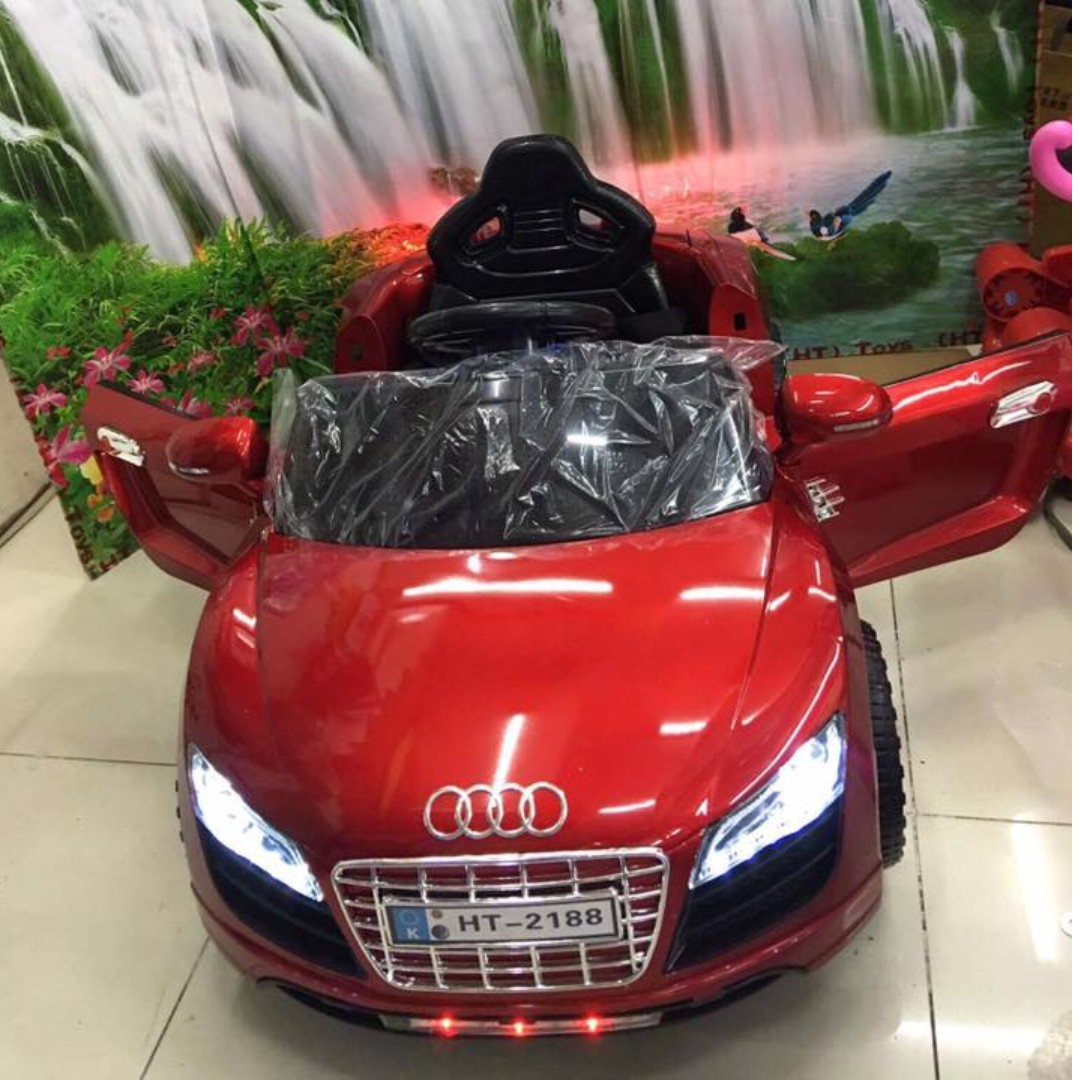 Audi Mini R8 HT 2188 Electric Ride On Toy Car For Kids