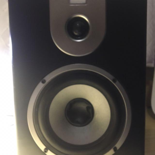 Audioline Powered Amp Monitor