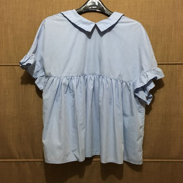 Baby blue (baby doll)