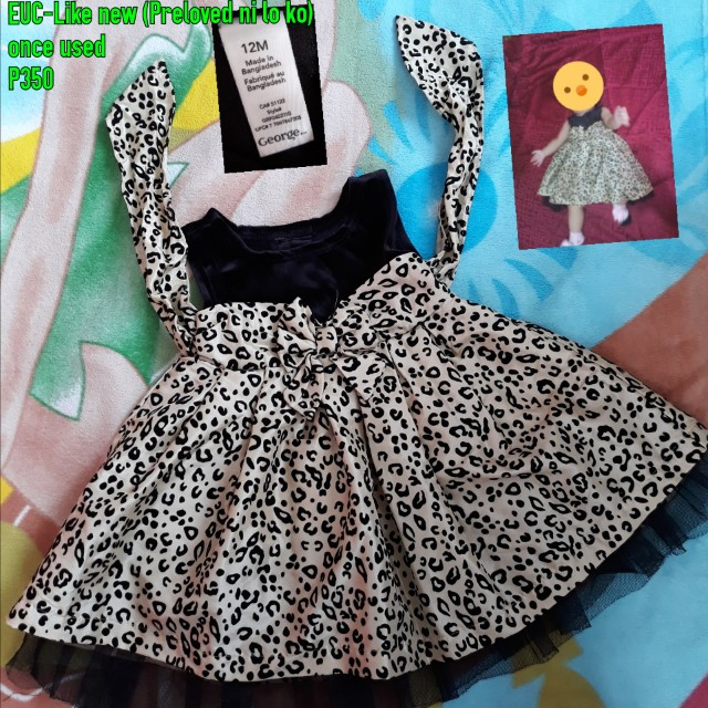 Baby dress 12M