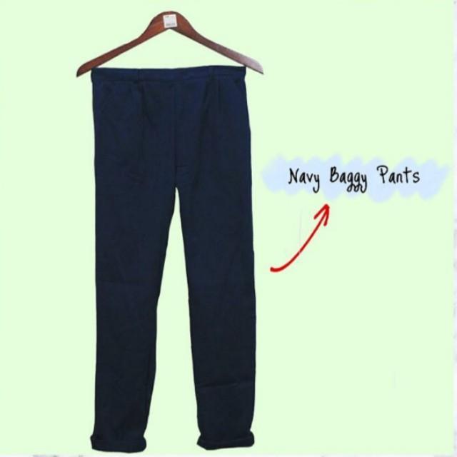 Baggy Pants Navy
