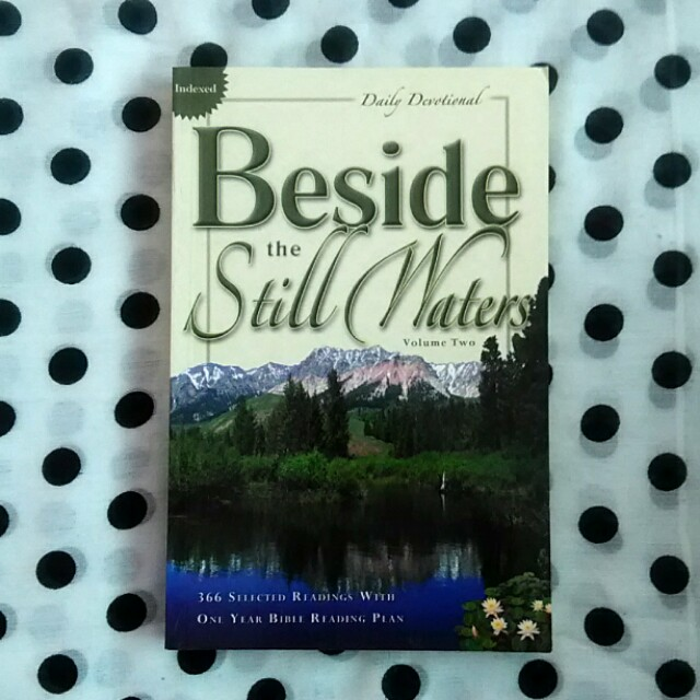 Beside the Still Waters Daily Devotional