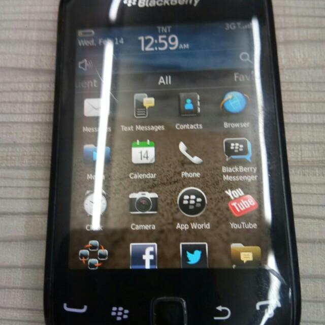 blackberry curve 9380 backup phone