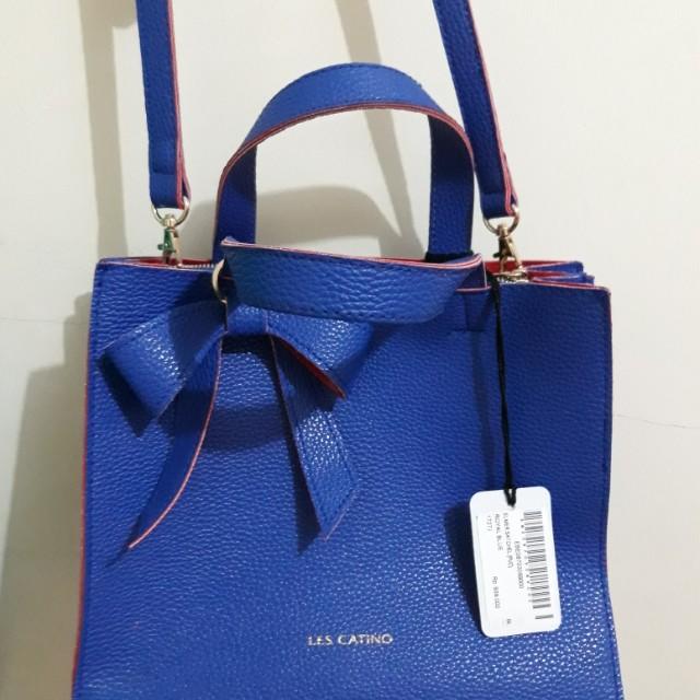 Blue Bag less Catino