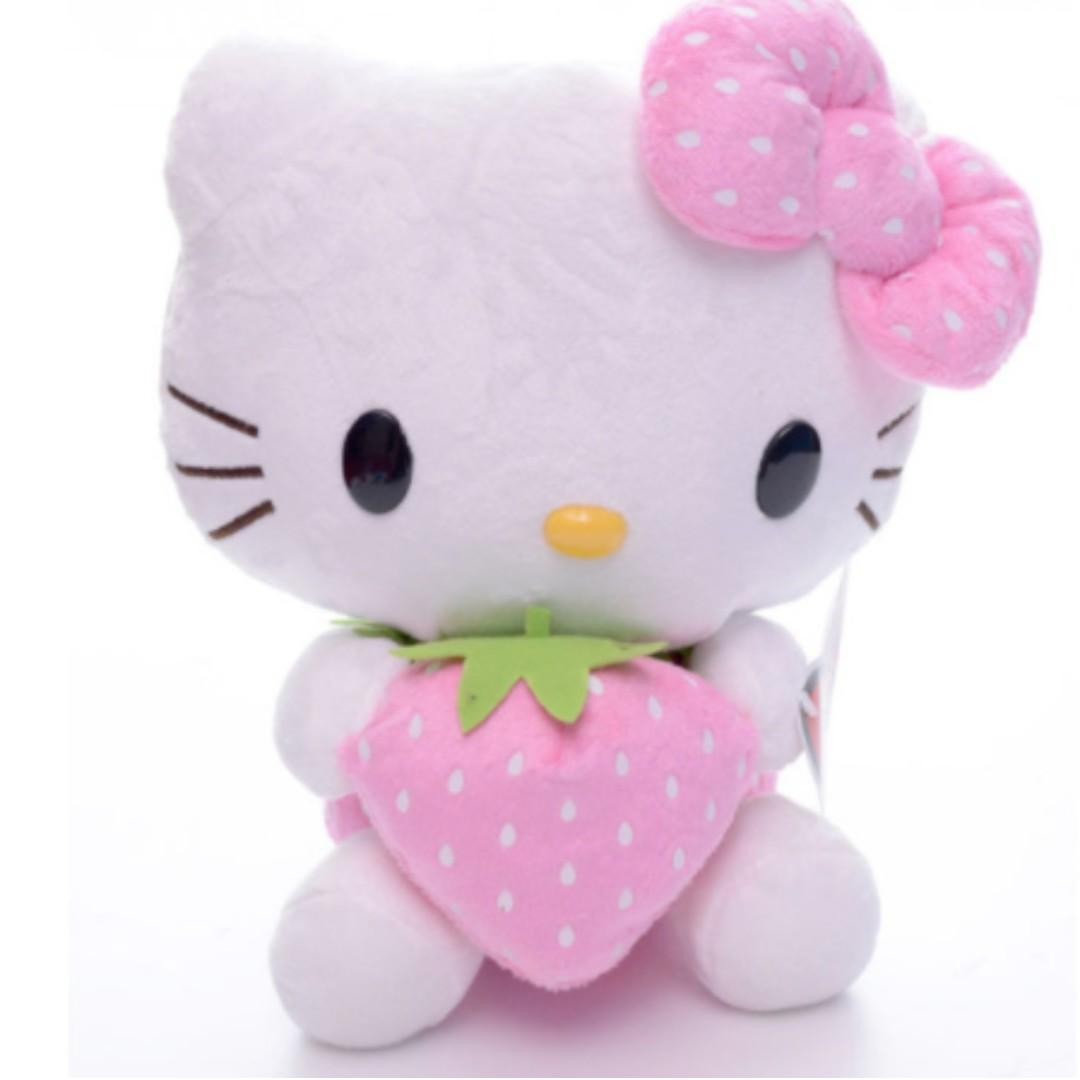 Boneka Hello Kitty size 7 inch
