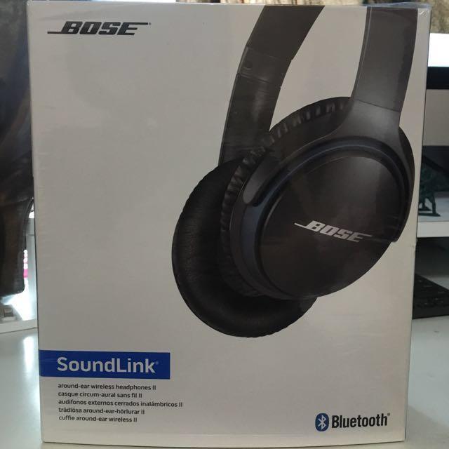 Bose Soundlink Around Ear Wireless HEADPHINE II,bose藍芽耳罩式耳機