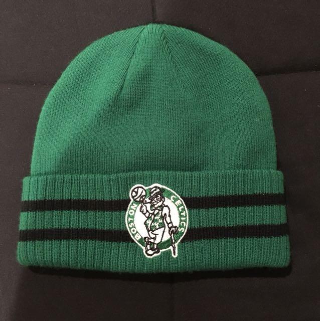 Boston Celtics Beanie