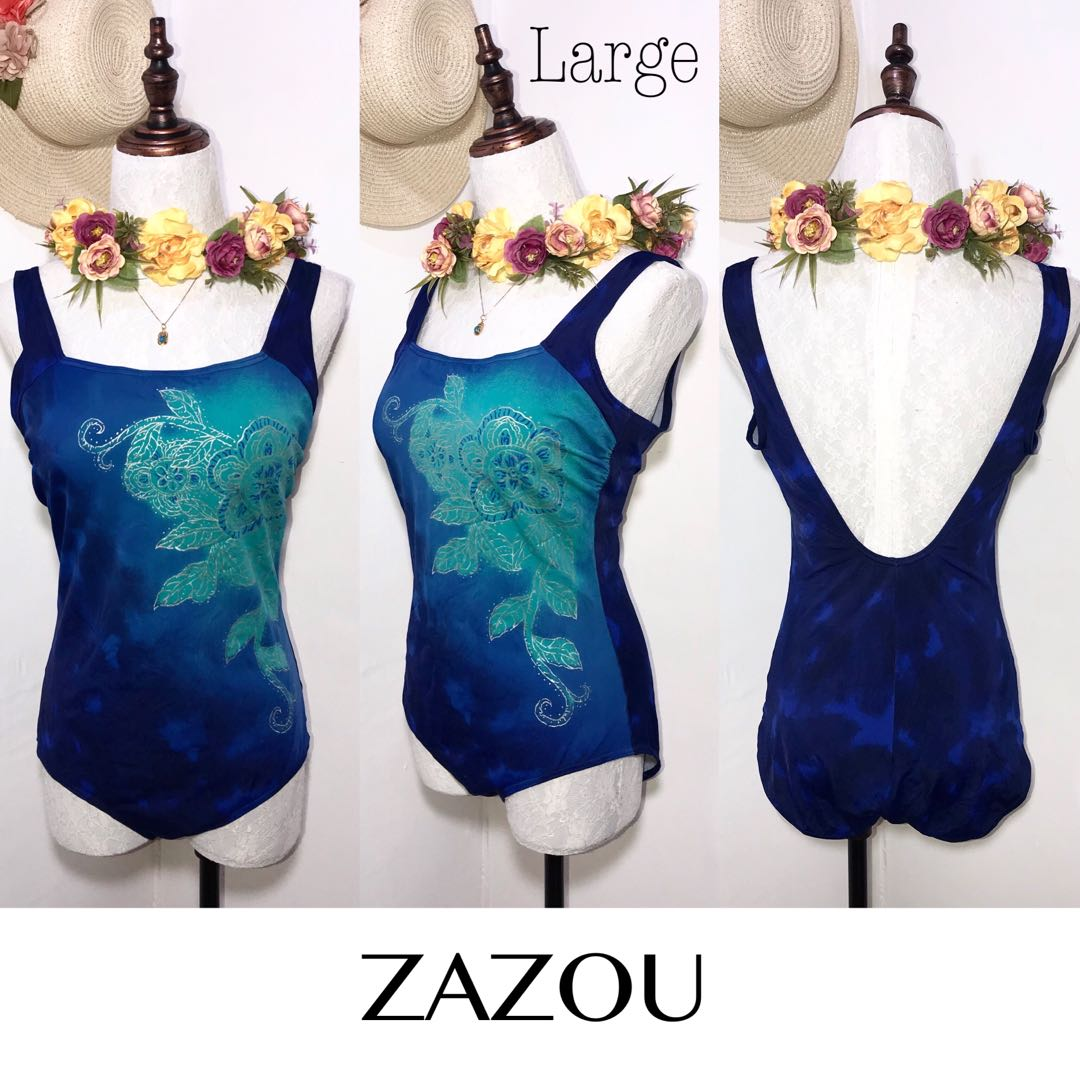 Branded One Piece Swimsuit FO40