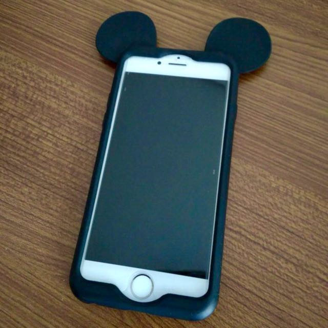 Bumper Case Mickey iPhone6