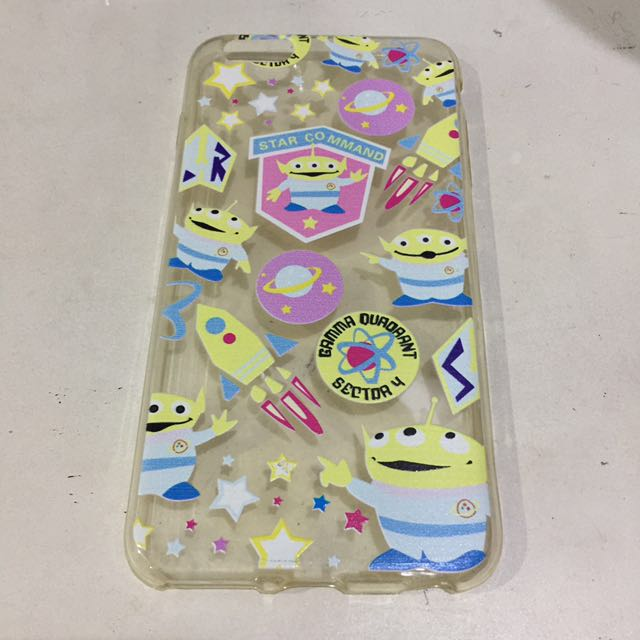 Casing Toy Story Iphone 6+