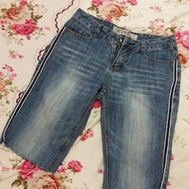 #cintadiskon denim pants