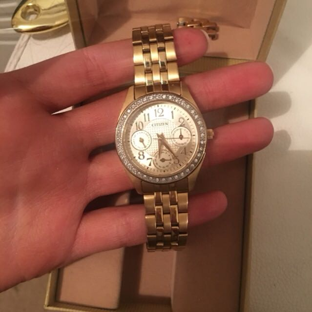 CITIZEN WATCH NEED GONE RRP $390