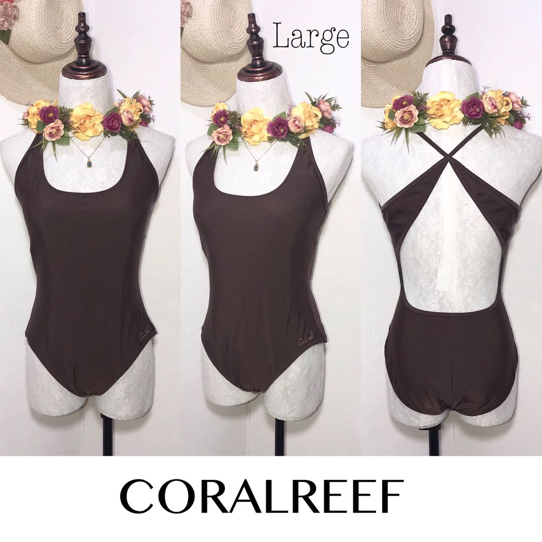Coralreef Branded One Piece Swimsuit FO39