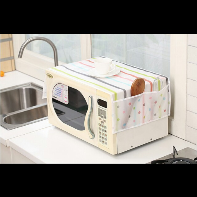 Cover Microwave