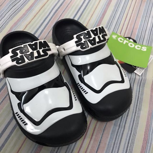 Crocs Stormtrooper Clog