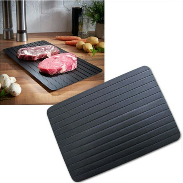 Defrosting tray kitchen defrost meat frozen food tool