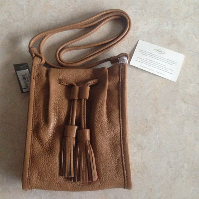 Fossil Claire Crossbody Bag