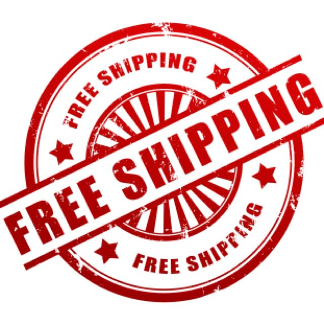 Free shipping within metro manila!!!