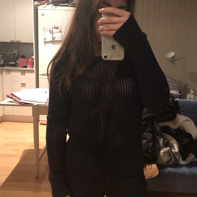 Gap Knitted Sweatshirt