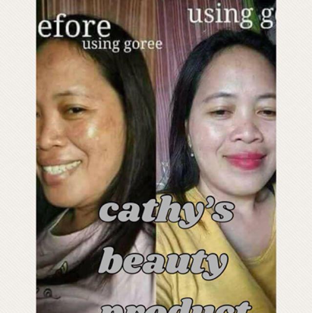 GOREE whitening product, Health & Beauty, Bath & Body on