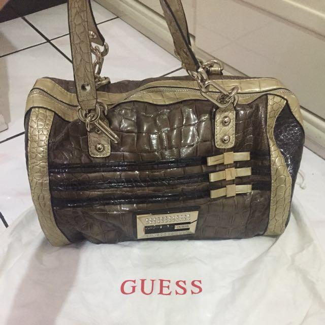 Guess boston bag