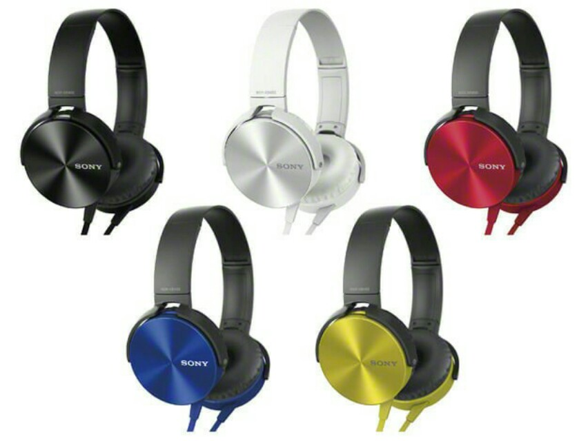 HEADPHONE SONY XB 450 EXTRA BASS