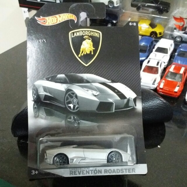 Hotwheels Lamborghini Reventon Roadster Toys Games Other Toys On
