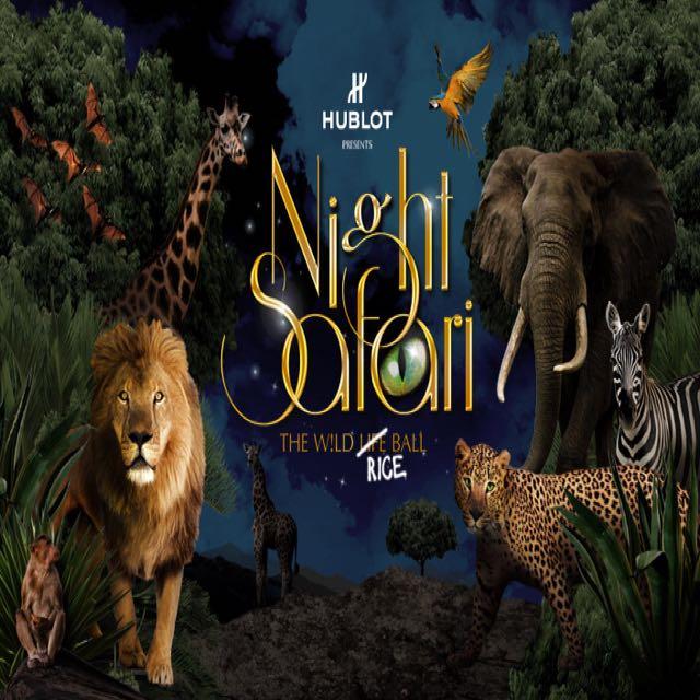 HPNY 🇸🇬 Night Safari