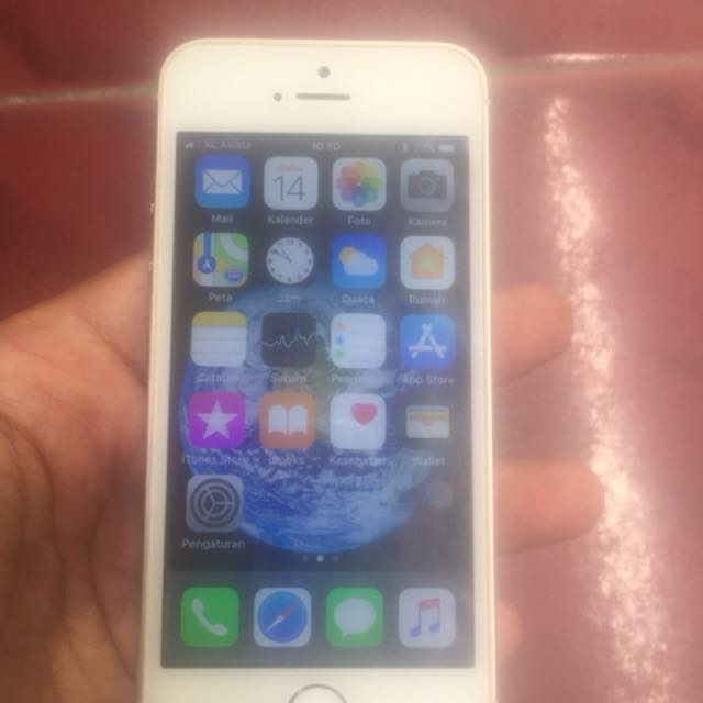 Iphone 5s/16 GB Gold
