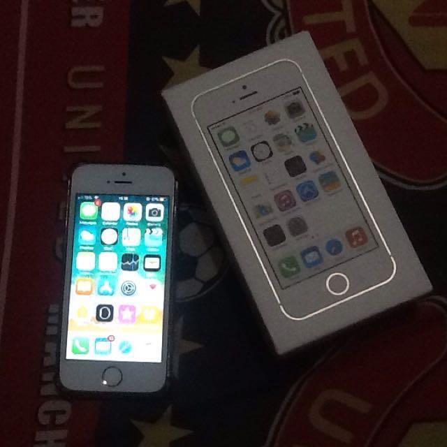 Iphone 5S 16GB original 4G