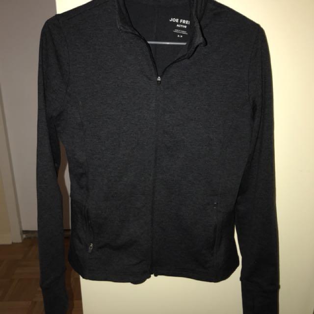 Joe fresh active wear sweater