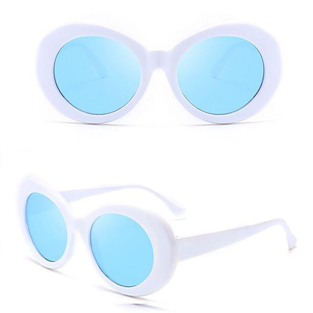 Kacamata vintage Kurt cobain sunglasses
