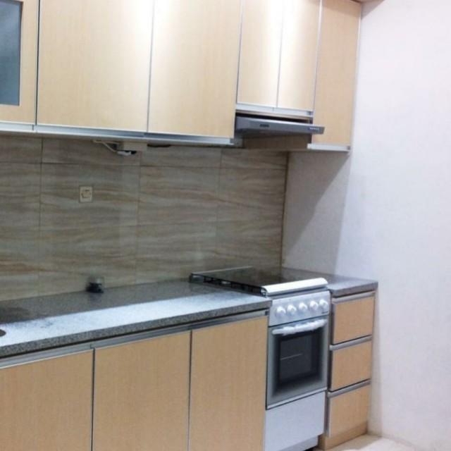 Kitchen Set Jakarta Minimalis 354014 Rumah Aksen Id Home