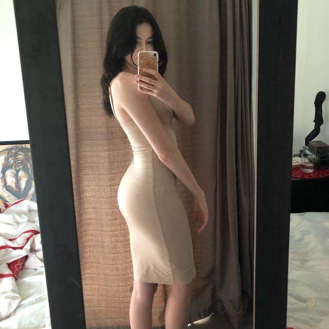 Kookai Bodycon Midi Dress