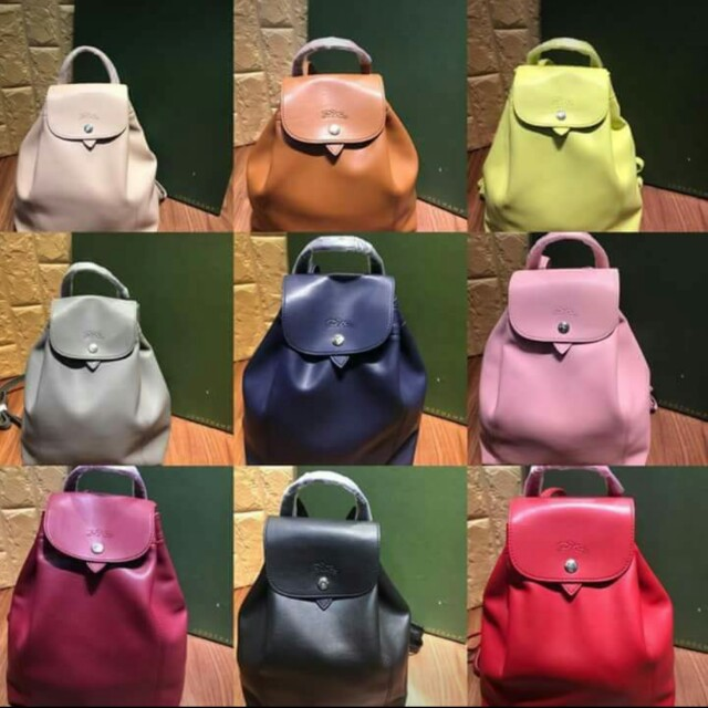 LONG CHAMP AUTHENTIC BAGPACK