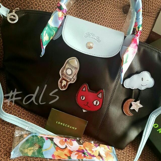 Longchamp Cuir Bag Sale