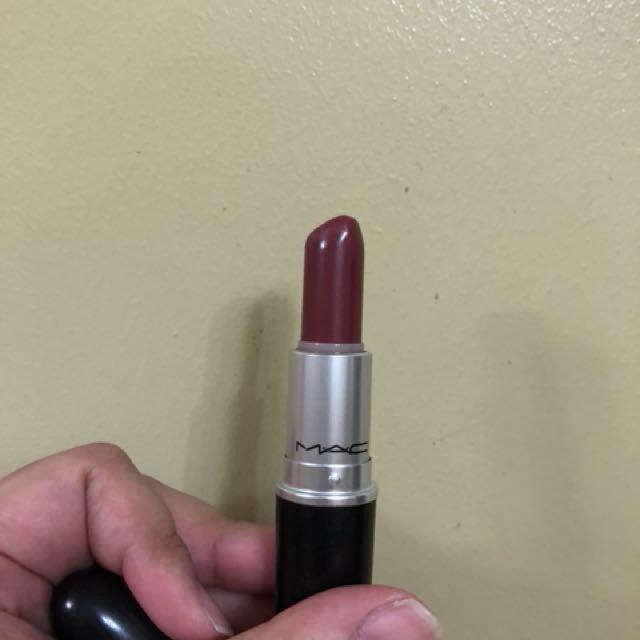 Mac Satin Del Rio Lipstick