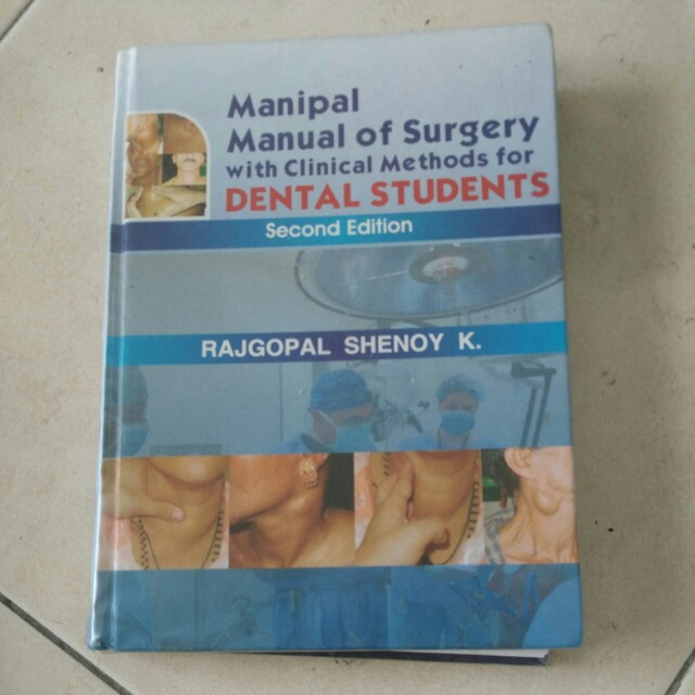 manipal manual of surgery for dental students textbooks on carousell rh my carousell com Dental Implant Surgery manipal manual of surgery for dental students pdf download