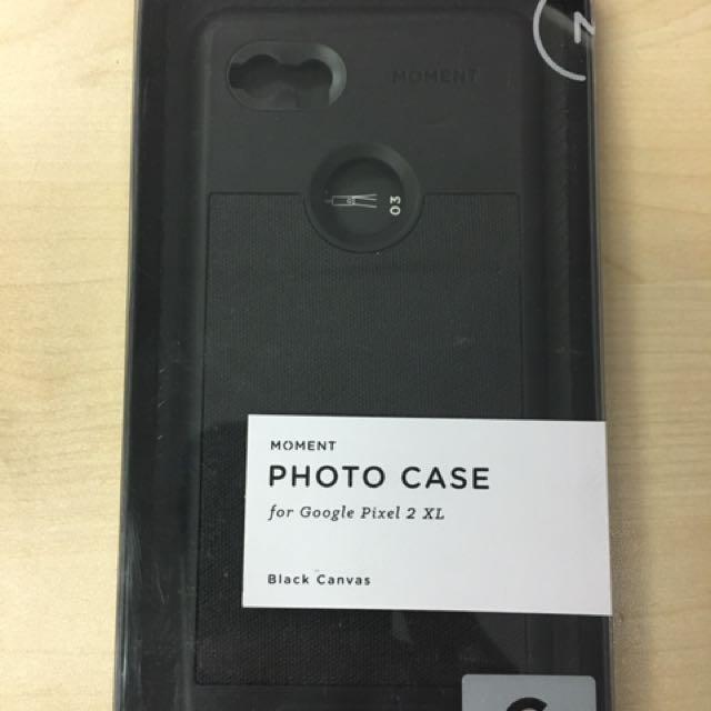 uk availability 6edd9 b2b0c Moment Lens Photo Case (Pixel 2 XL)